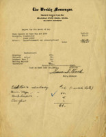 AS Board Minutes - 1923 June