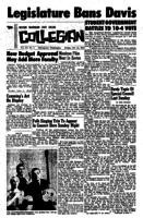 Collegian - 1962 October 12