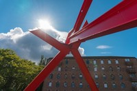 """For Handel,"" Mark di Suvero"