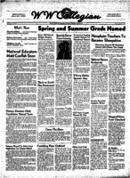 WWCollegian - 1947 April 18