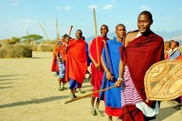 Masai Tribe - Tanzania