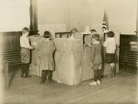 1920 Post Office (Second Grade)