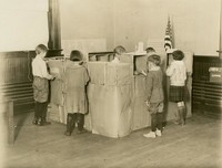 1920 Post Office (Second Grade)