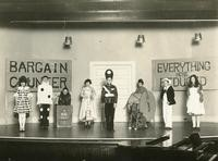 "1929 Eighth Grade Presents ""Toy Shop"""