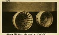 Lower Baker River dam construction 1925-11-12 Spare Turbine Runners