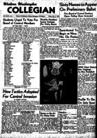 Western Washington Collegian - 1949 November 4