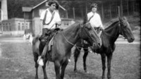 1926 Horseback Riding