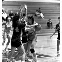 1986 WWU vs. Fresno Pacific University