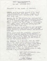 Skagit Delta Environmental Association letter (draft)