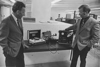 1972 Miller Hall: Recording Equipment