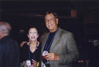 2007 Reunion--Leslie (Levin) Schafer and Timothy Irvin at the Banquet