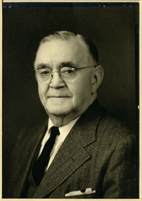 Portrait, possibly of Hugh Eldridge