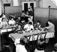 1956 Edens Hall: Dining Room