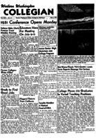 Western Washington Collegian - 1951 July 6