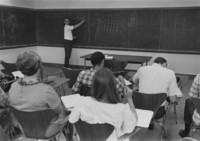 1968 Bond Hall: Math Class