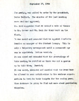 AS Board Minutes 1944-09