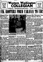 Western Washington Collegian - 1948 October 1