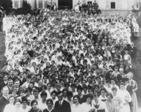 1916 Student Body