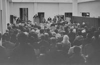1972 Library Dedication