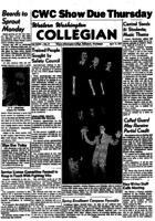 Western Washington Collegian - 1951 April 13