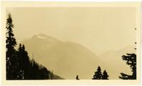 Snow-covered Mount Shuksan
