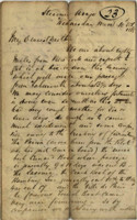1866-10-10 Letter from M.L. Stangroom to his mother