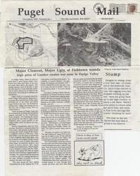 Puget Sound Mail, November 1987