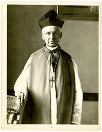 Unidentified clergyman
