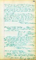 AS Board Minutes - 1922 May