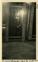 Lower Baker River dam construction 1925-06-28 Circuit Breaker Case #2