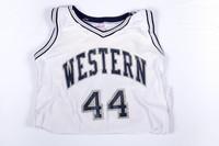 Basketball (Women's) Jersey: #44, Gina Sampson, 1994/1996