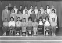 1961 Sixth Grade Class with Harold Winslow