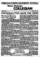 Western Washington Collegian - 1949 June 2