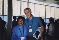 2007 Reunion--Bobbie Bouverat and Ted Mork