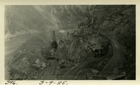 Lower Baker River dam construction 1925-03-09