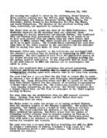 AS Board Minutes 1956-02-13
