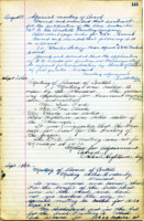 AS Board Minutes - 1922 September