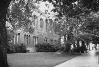 1990 Library: North Facade