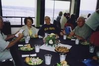 2007 Reunion--Stan Pilkin, Mimi (Thal) Sorkin, Bob Sorkin, and Bob Sorkin, and Denny Lewis
