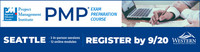 PCE - Seattle Times - PMP Exam Ad 6