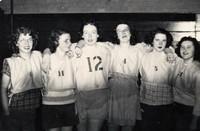 1948 Basketball Girls