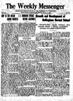 Weekly Messenger - 1921 July 15
