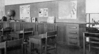 1946 Campus School Classroom