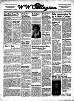 WWCollegian - 1946 October 25