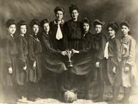 1904 Basketball Champions