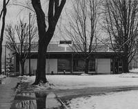1971 Bookstore: Snowstorm