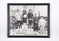 Wrestling (Men's) Photograph: Lee Anderson, NAIA Wrestling Champions, 1971