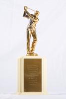Golf (Men's) Trophy: Second Annual Washington Intercollegiate Conference Championship, undated