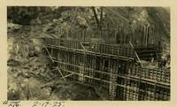 Lower Baker River dam construction 1925-02-17