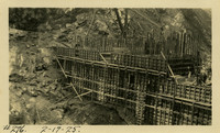 Lower Baker River dam construction 1925-02-17